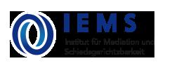 IEMS e.V. - Das Institut für Mediation und Schiedsgerichtbarkeit